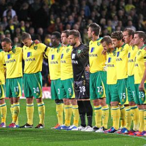 Hughton: Canaries win a fitting tribute