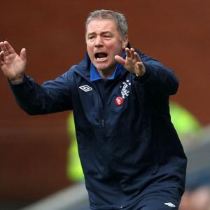 McCoist not expecting apology