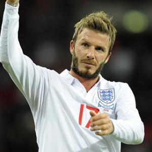 Beckham camp hold Australian talks