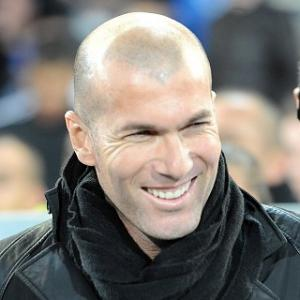 Nothing wrong with Spain's tactics: Zidane