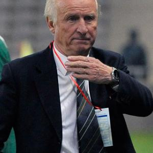 Trapattoni on the defensive