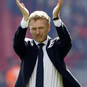 United confirm Moyes appointment