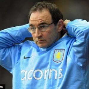Aston Villa chief General Charles Krulak hits out at Martin O'Neill