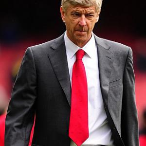 Wenger will decide when to leave Arsenal