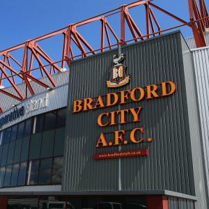 Bradford City kicked out of FA Cup