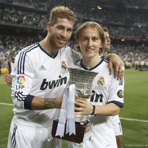 Modric revels in winning start