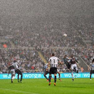 Goalless at St James' Park