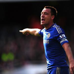 Terry pleased with Chelsea return