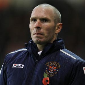 Blackburn Rovers make Michael Appleton approach