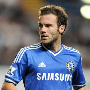 Mata 'happy' at Chelsea