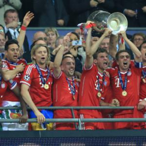 Bayern look to Guardiolas 'new generation'