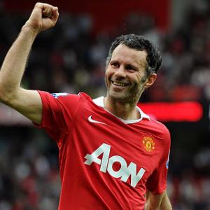 Player of the day: Ryan Giggs