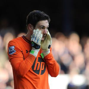AVB criticised over Lloris injury