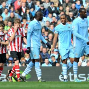 Man City 3-0 Sunderland: Match Report