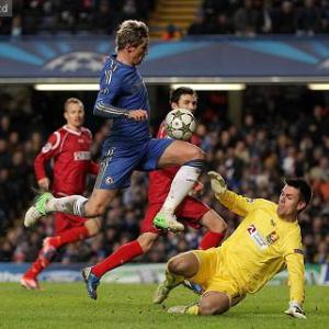 Torres double in vain as Chelsea crash out