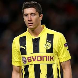 Lewandowski set for Manchester United move