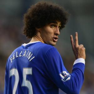 Top 10 Sensational Transfers This January: 3 - Chelsea Look To Sign Marouane Fellaini