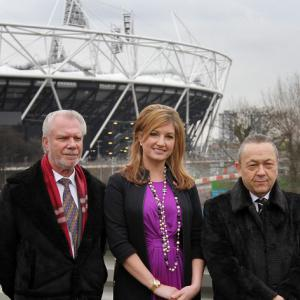 West Ham fans to have new stadium say