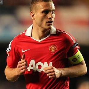 Player of the day: Nemanja Vidic
