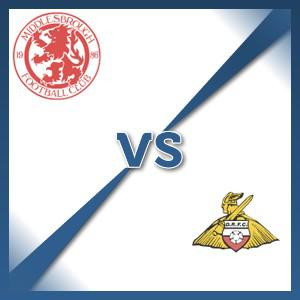 Doncaster Rovers away at Middlesbrough - Follow LIVE text commentary