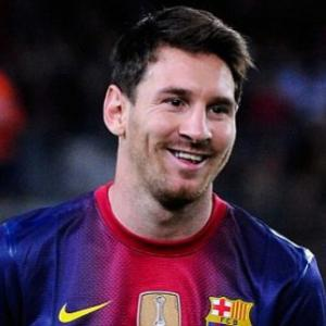 Barcelona's Lionel Messi out to extend record