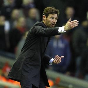 Villas-Boas not dwelling on defeat