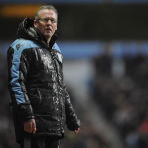 Paul Lambert targeting Wembley final with Aston Villa