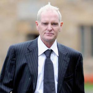 Gazza admitted to treatment centre