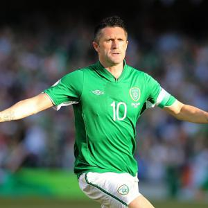 Keane inspires Irish victory over Faroes