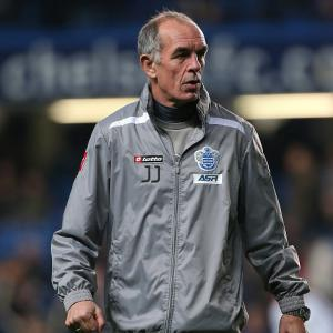 QPR's Joe Jordan sees March as crucial month