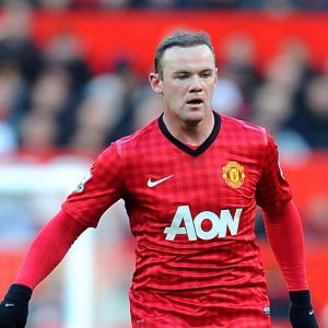 PSG deny making approach for Manchester United's Rooney