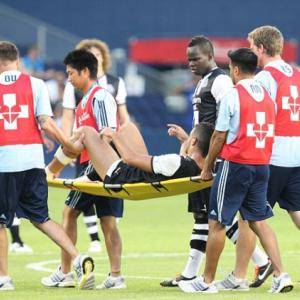 Newcastle hoping Hatem Ben Arfa injury not serious
