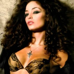 WAG of the day: Raffaella Fico