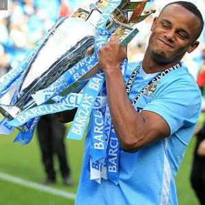 Player of the Day: Vincent Kompany