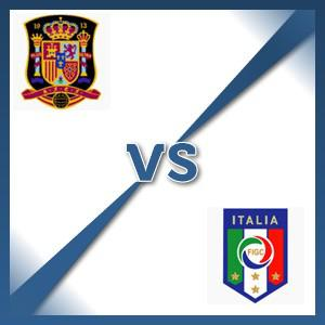 Spain V Italy - Follow LIVE text commentary