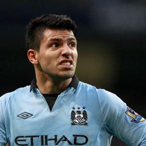 Aguero heading back to Britain
