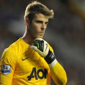David de Gea set for a major return to Spain