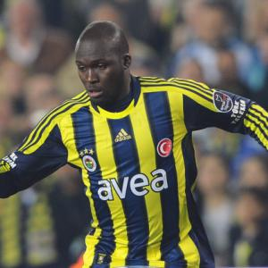 Liverpool in for Fenerbache striker Moussa Sow