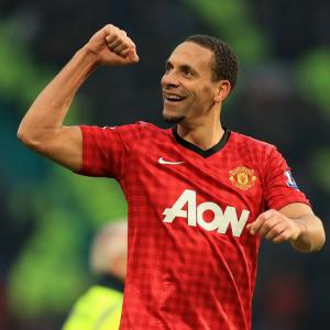 Ferdinand targets further trophies