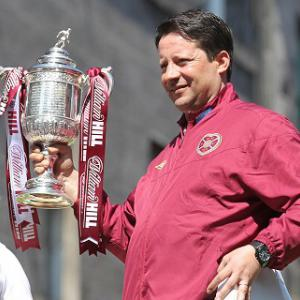 Sergio still in dark over Hearts future