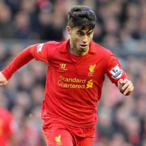 Suso heads to Spain