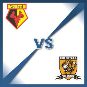 Hull City away at Watford - Follow LIVE text commentary