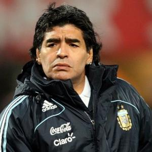 World Cup diary - Maradona blasts Pele and Platini
