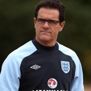 Capello won't stay on after Euros - FA chairman