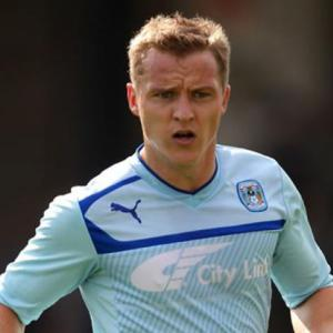 Coventry City midfielder Gary McSheffrey did not want to be substituted