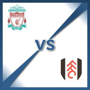 Fulham away at Liverpool - Follow LIVE text commentary