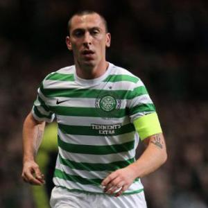 Scott Brown to miss Juventus v Celtic clash
