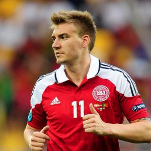 DBU sanction Bendtner