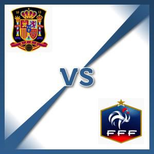 Spain V France - Follow LIVE text commentary