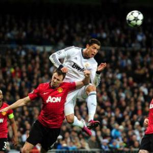 Manchester United reunion was emotional says Cristiano Ronaldo